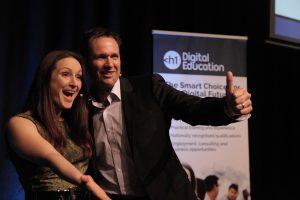Matt and Liz Raad Digital Marketing Event Brisbane