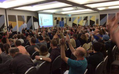 Raad training event reviews