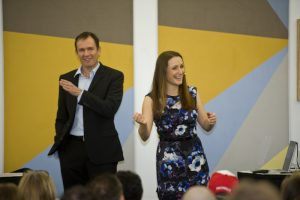 Matt and Liz Raad Digital Marketing Coaches