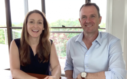 Buying websites for passive income with Matt and Liz Raad