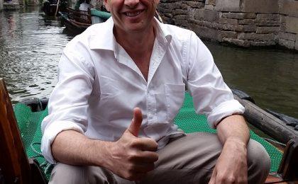 Matt Raad visits China