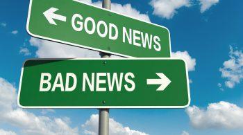 good news on coronavirus